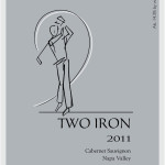 2011 Two Iron Cabernet